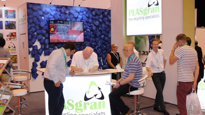 Telford Plastics Recycling Exhibition