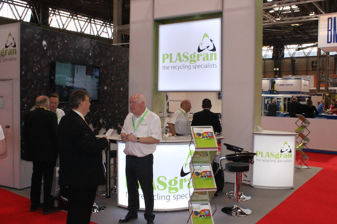 PLASgran Exhibiting At Interplas
