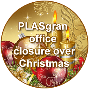 PLASgran Christmas Closure