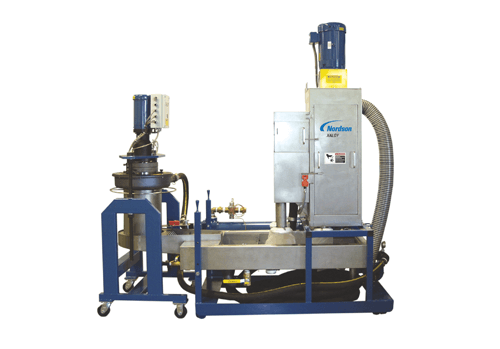 Nordson XALOY's Water Ring Pelletizing System