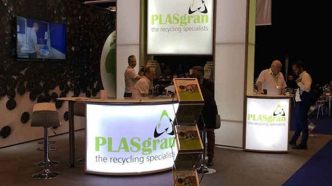 Attendance At Plastics Recycling Expo (PRE)