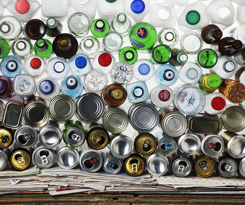 Recyclable Consumables