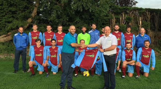 Manea UTD FC Football Team Sponsorship