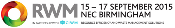 See Us At The Resource & Waste Management Show 2015