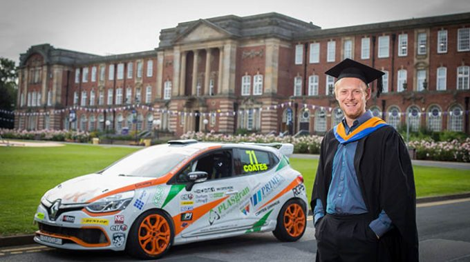 Pole Position For Graduating Racing Ace Max