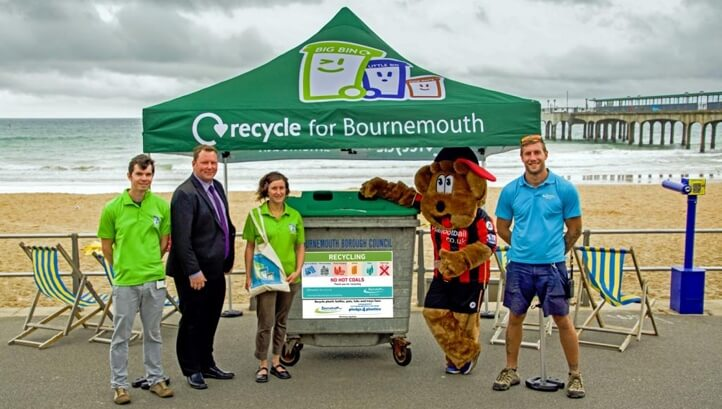 Bournemouth pledge4plastics