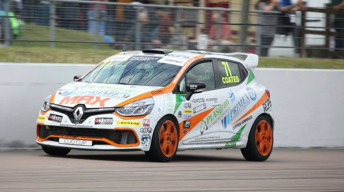 Coates Stars In Rockingham Thriller
