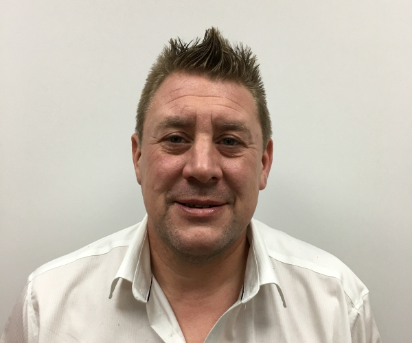 John Exley – Maintenance & Stores Manager