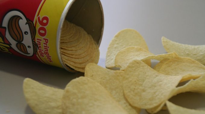 Lucozade And Pringles Named As Worst Recycling Offenders