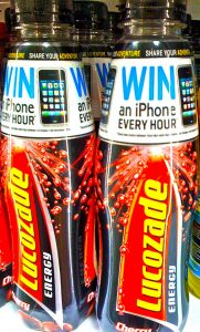 Lucozade named as worst recycling offenders