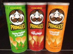 pringles packaging is named as one of the worse to recycle