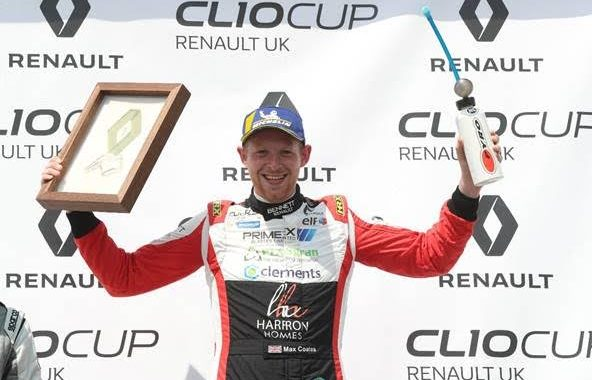 Coates Takes Important Oulton Park Win!
