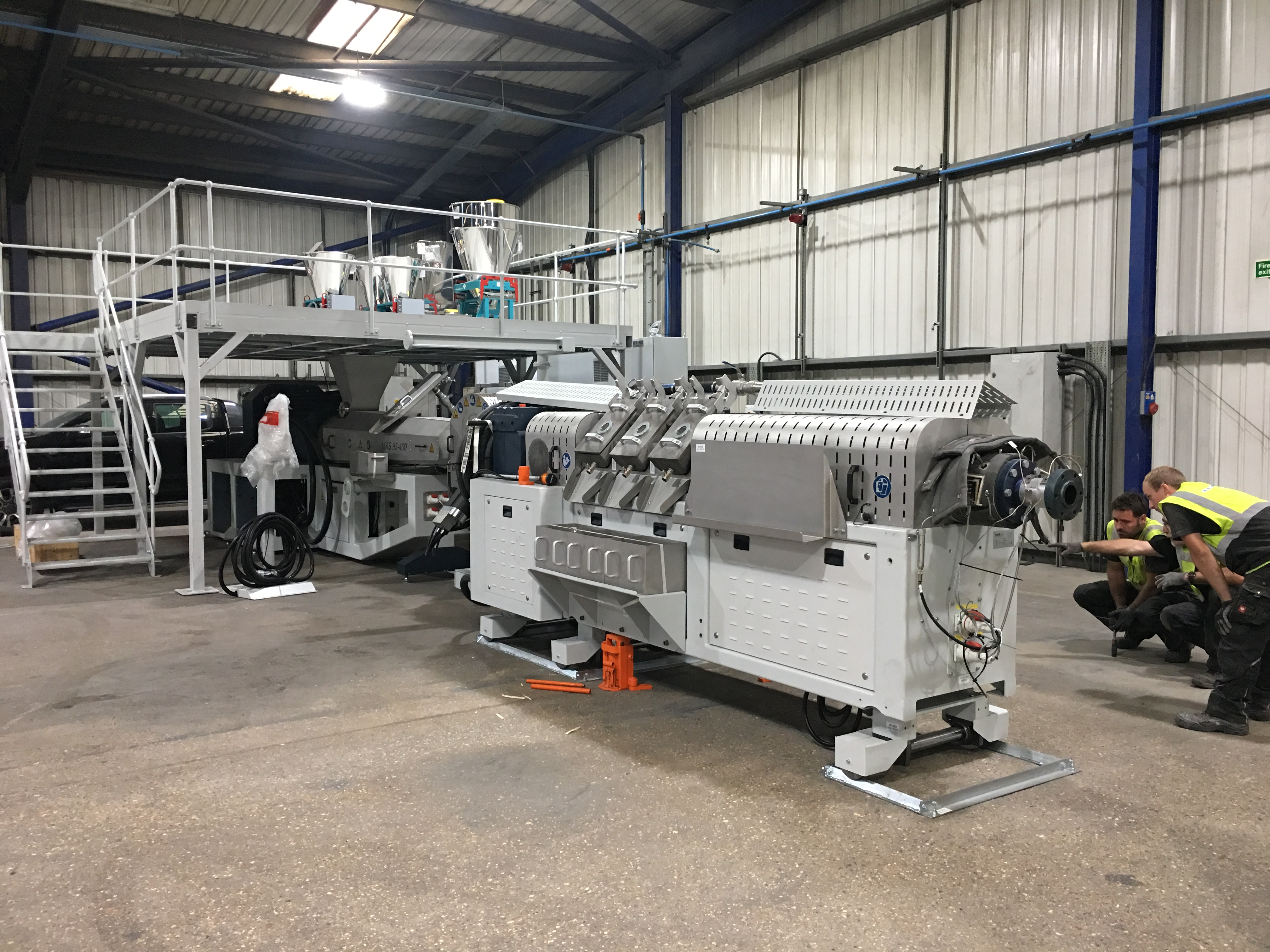 The Latest Investment In Compounding Efficiency Has Arrived At Plasgran Ltd