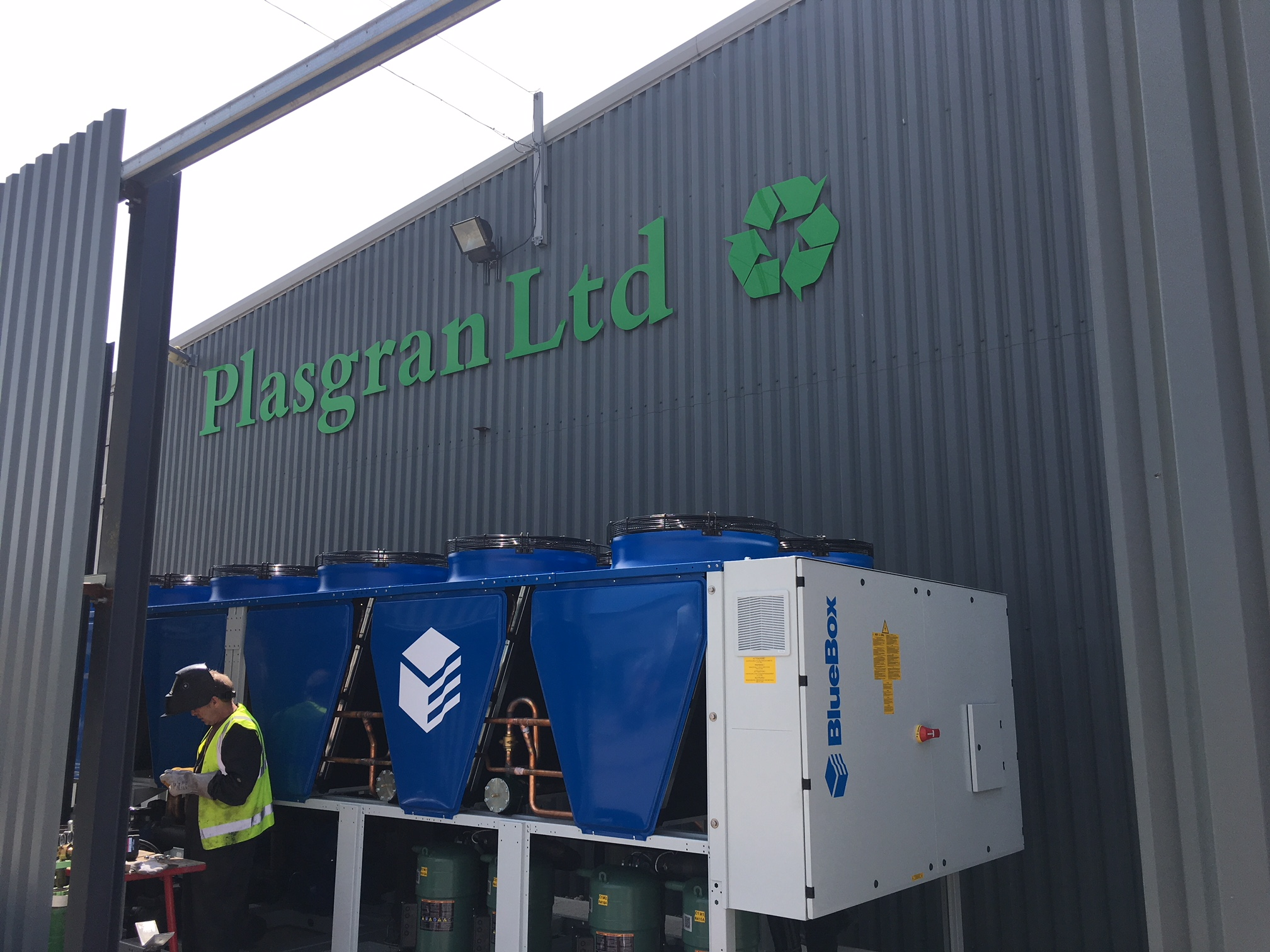 The Next Stage Of Growth In Compounding Has Begun At Plasgran.