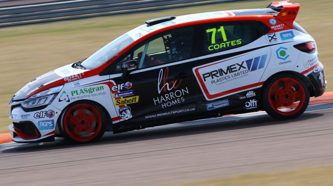 Podium Result For Max Coates At Rockingham