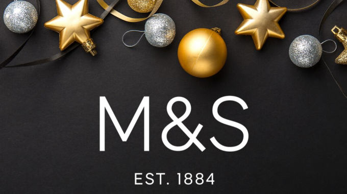 M&S Confirms Plans For Its Glitter-free Christmas