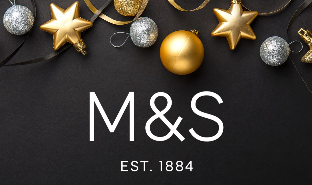 Marks And Spencers Glitter Free Christmas