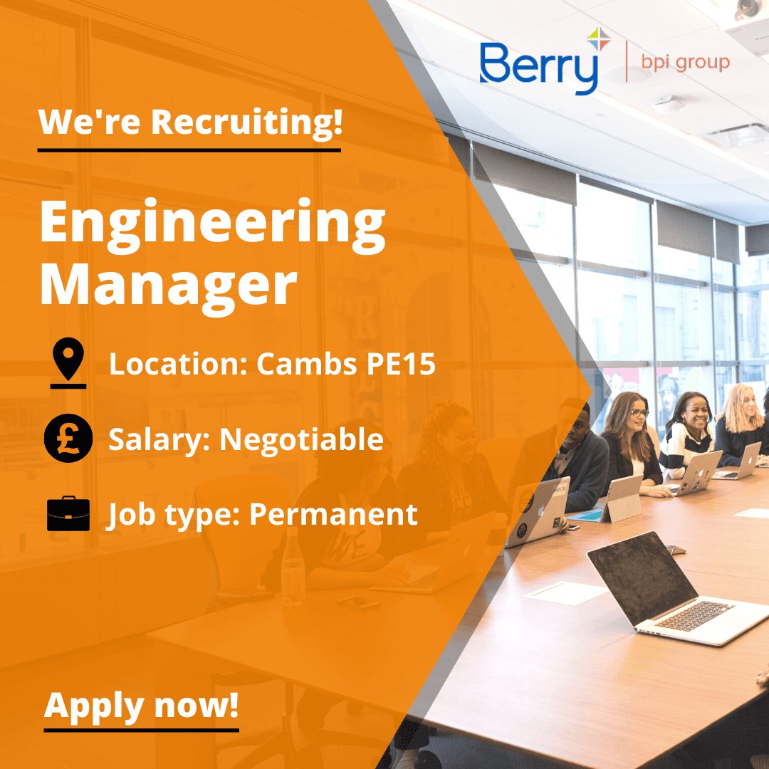 Engineering Manager Vacancy